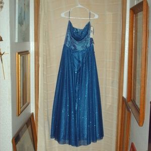 Gorgeous formal prom evening dress by Jump Apparel
